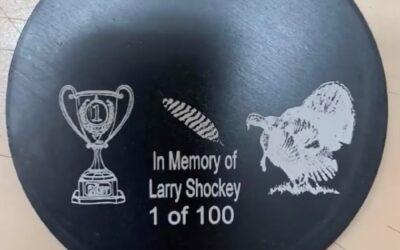 In Memory of Mr. Larry Shockey (Big Shock)